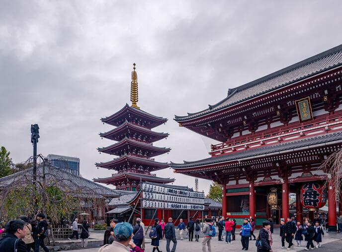 パワースポット 浅草寺
