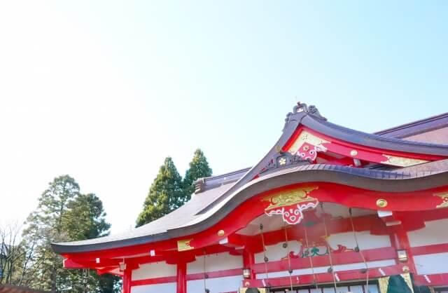 パワースポット 日枝神社