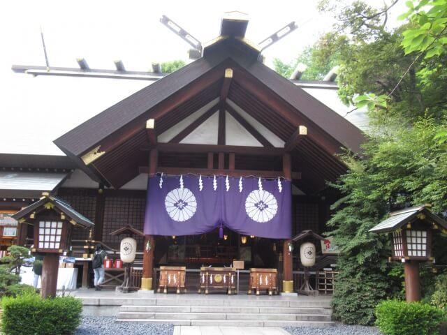 東京パワースポット 東京大神宮