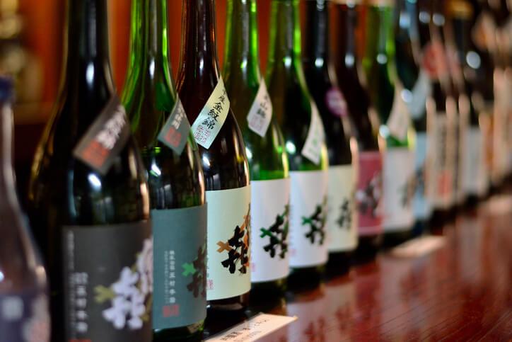 塩風呂 日本酒