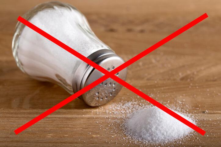 塩風呂 食塩禁止
