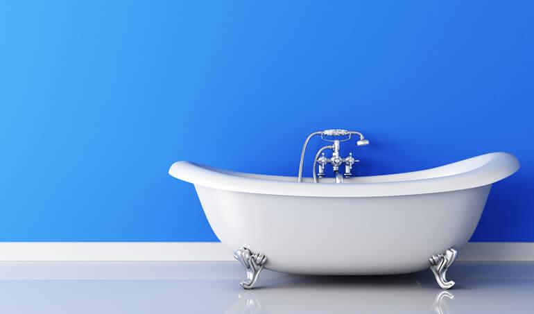 塩風呂のやり方