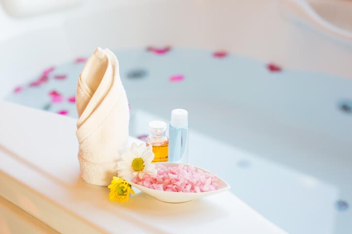 アロマ浄化 アロマ風呂