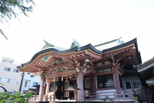 パワースポット 今戸神社