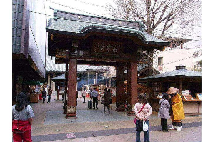 パワースポット とげぬき地蔵 高岩寺