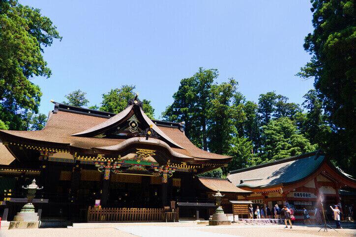 千葉のパワースポット 香取神社