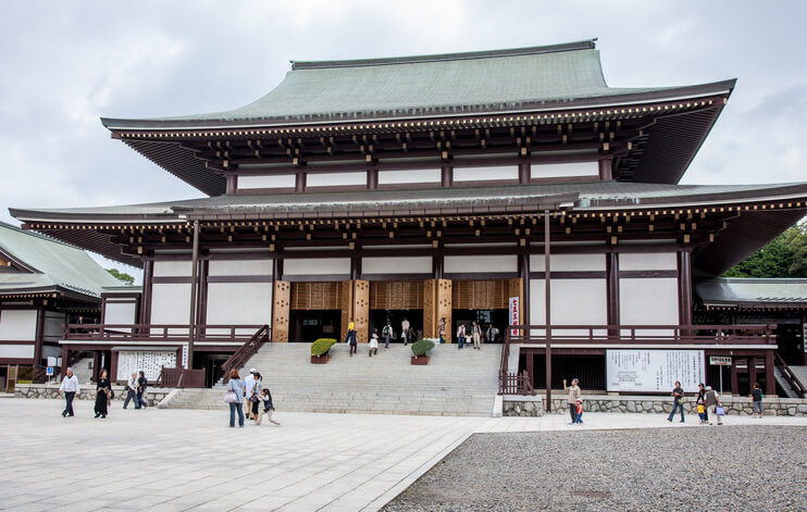 千葉のパワースポット 成田山新勝寺