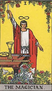 タロットの意味 魔術師