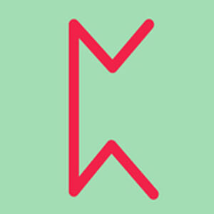 ルーン文字意味 パース Perth