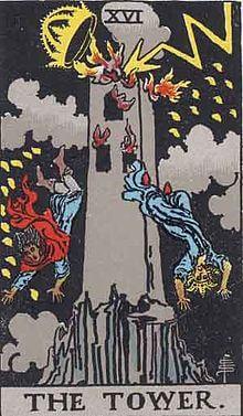 タロットの意味 塔