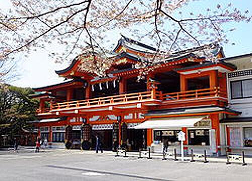 千葉パワースポット 千葉神社