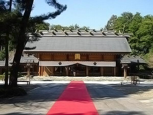 千葉パワースポット 櫻木神社