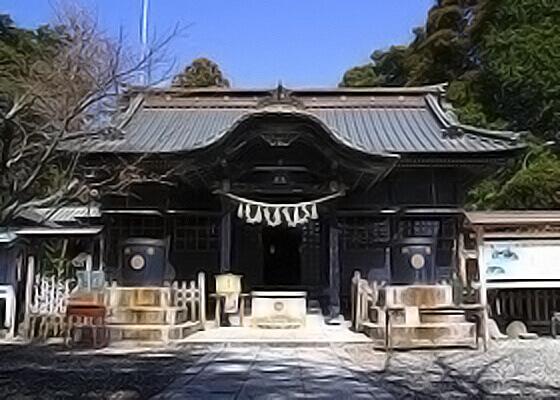 千葉パワースポット 玉前神社