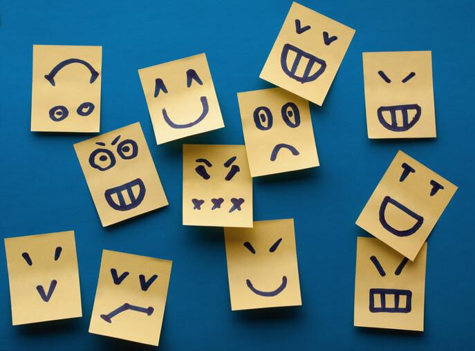 引き寄せノートを書く時の感情