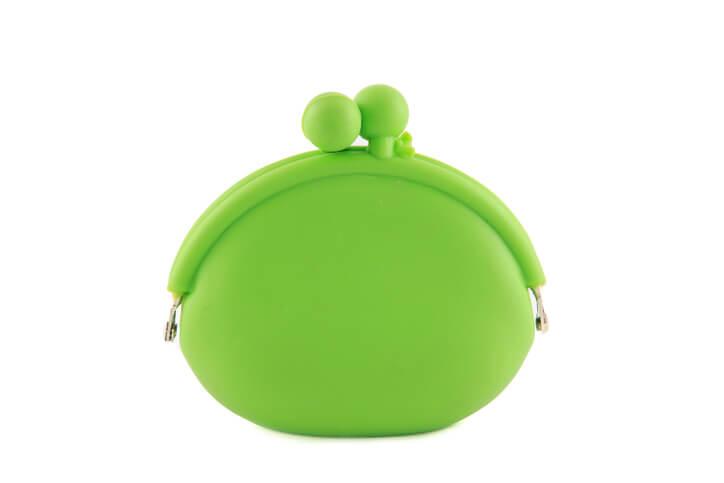 金運 財布 ライトグリーン 黄緑