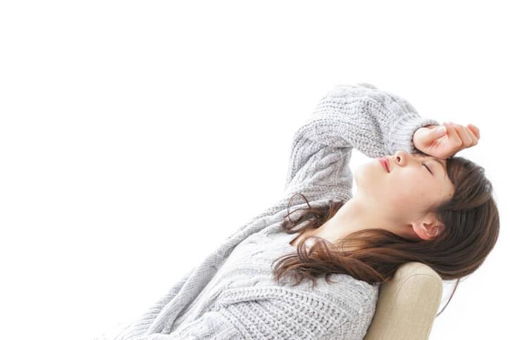 頭痛などの体調不良