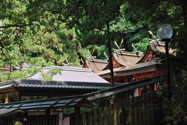 大阪パワースポット 枚岡神社