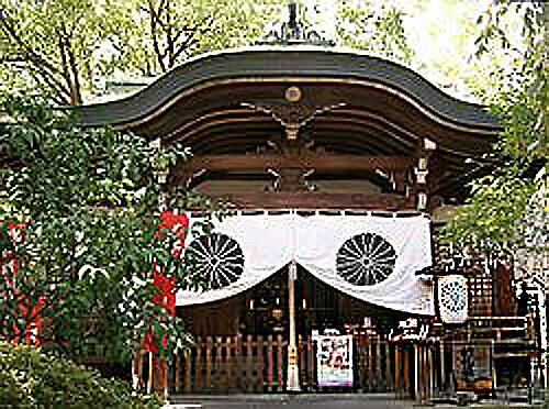 大阪パワースポット 堀越神社
