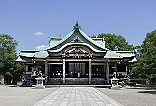 大阪パワースポット 豊国神社