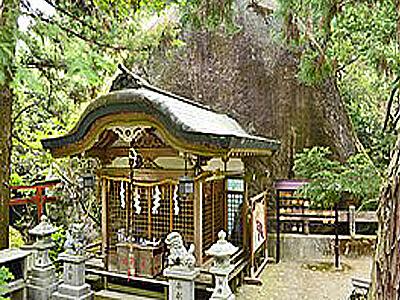 大阪 パワースポット 磐船神社