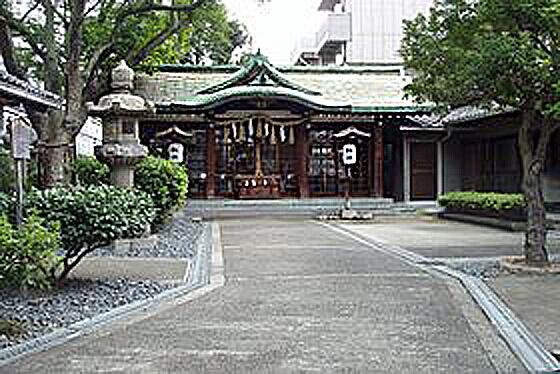 大阪パワースポット サムウハラ神社