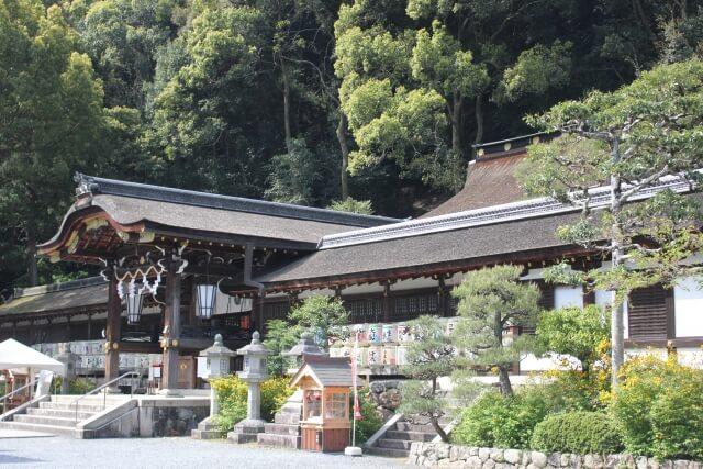 京都パワースポット 松尾大社