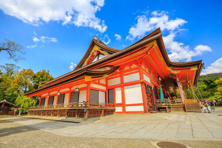 京都パワースポット 八坂神社