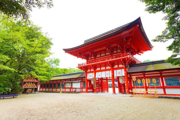 京都パワースポット 賀茂御祖神社
