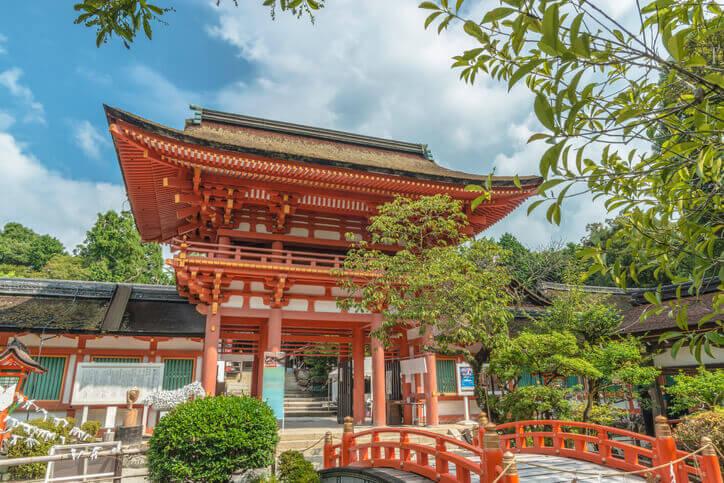 京都パワースポット 上賀茂神社