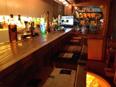 恵比寿占い館 アラシのコーヒー占い