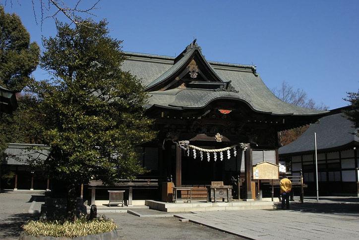 埼玉パワースポット 秩父神社
