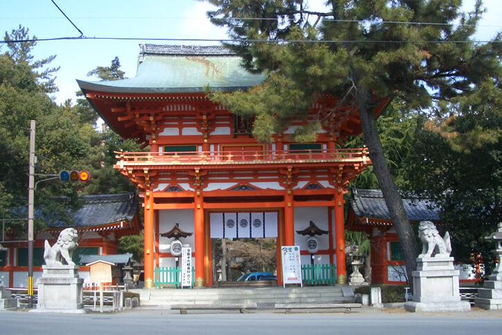 京都パワースポット 今宮神社