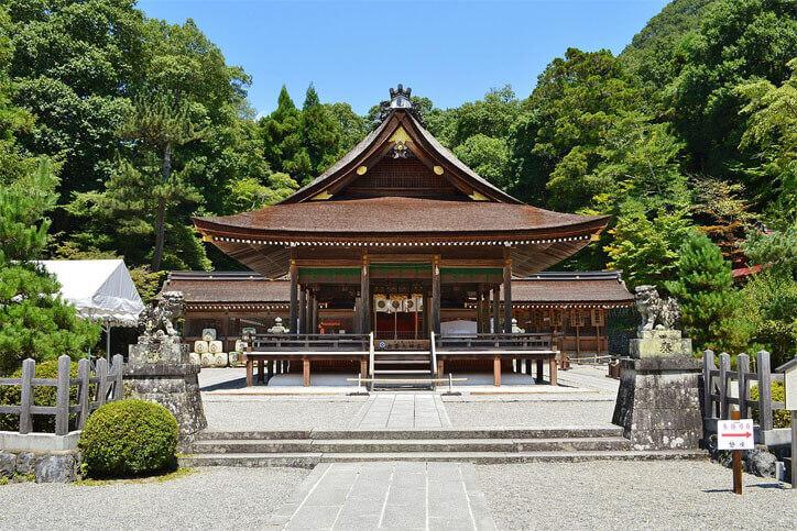 京都パワースポット 出雲大神宮