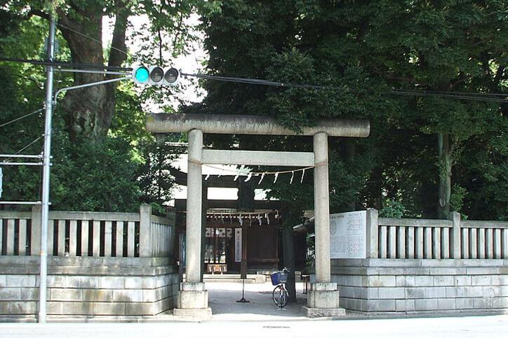 埼玉 パワースポット 川越氷川神社