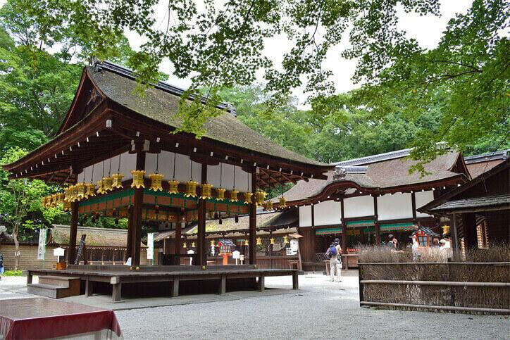 京都パワースポット 河合神社