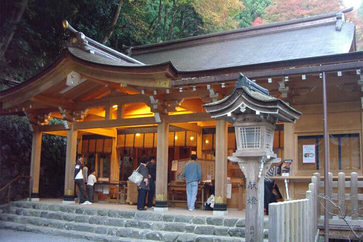 京都パワースポット 貴船神社