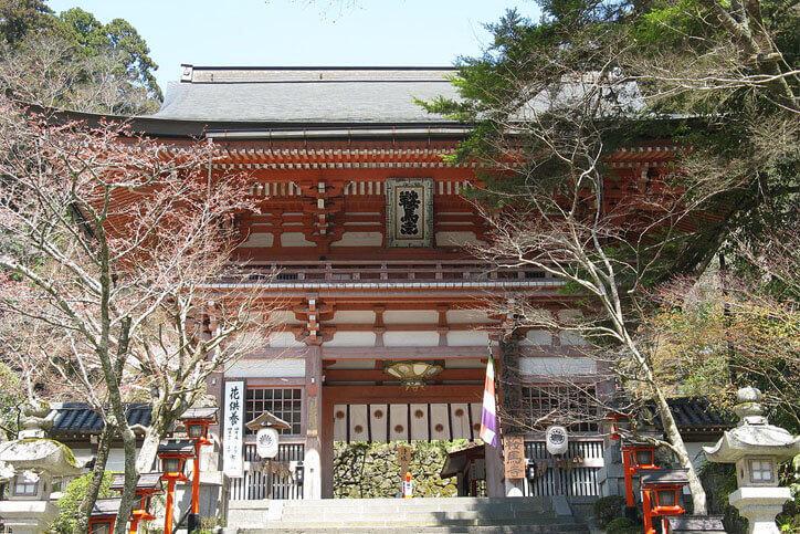 京都パワースポット 鞍馬寺