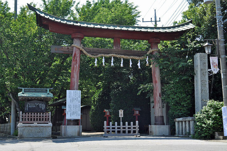埼玉パワースポット 鷲宮神社