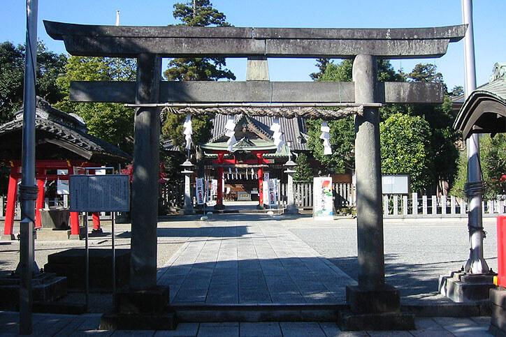埼玉パワースポット 箭弓稲荷神社