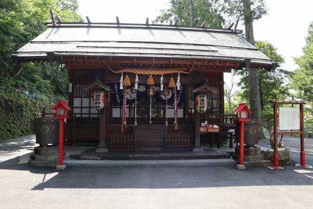群馬パワースポット 伊香保神社