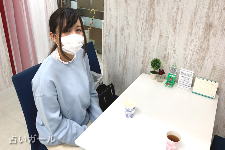 ブレンダティアラ 渋谷本店 待合室