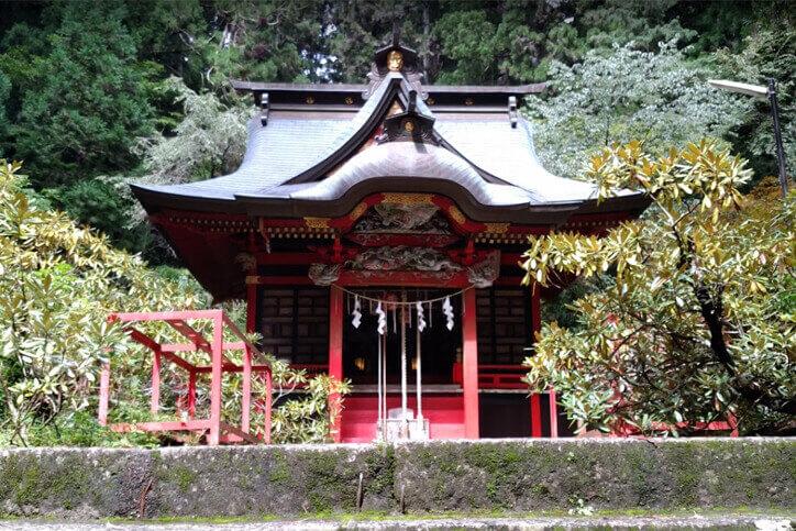 茨城パワースポット 花園神社