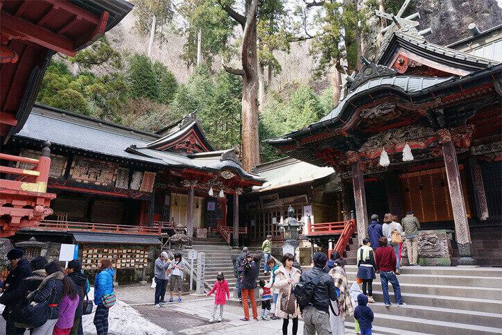 群馬パワースポット 榛名神社