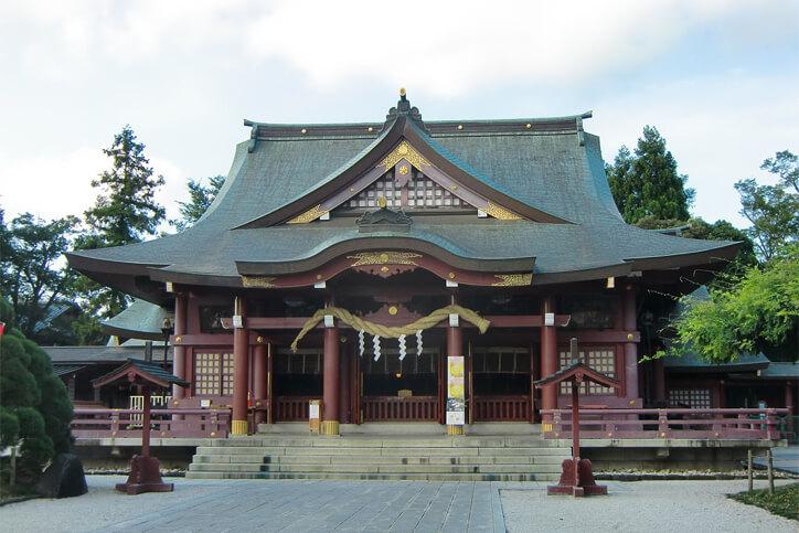 茨城パワースポット 笠間稲荷神社