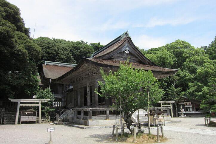 気多大社 パワースポット 縁結び神社