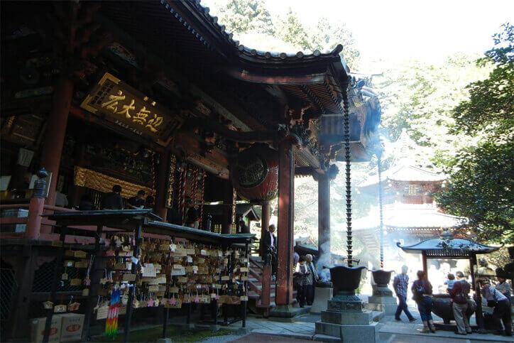 群馬パワースポット 水澤寺