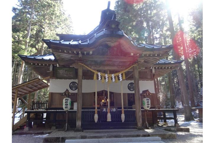 パワースポット茨城 御岩神社