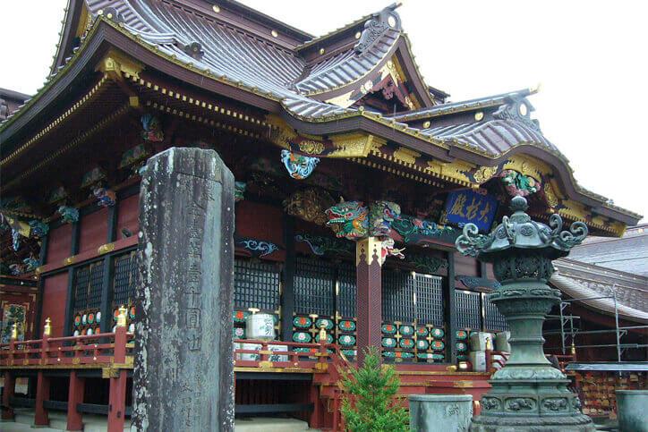 茨城パワースポット 大杉神社
