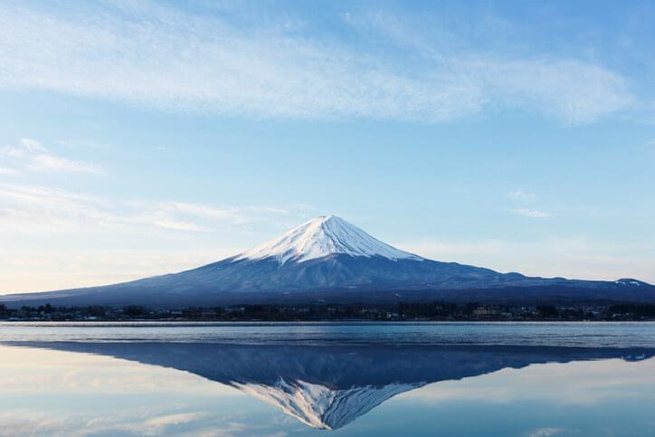初夢 富士山
