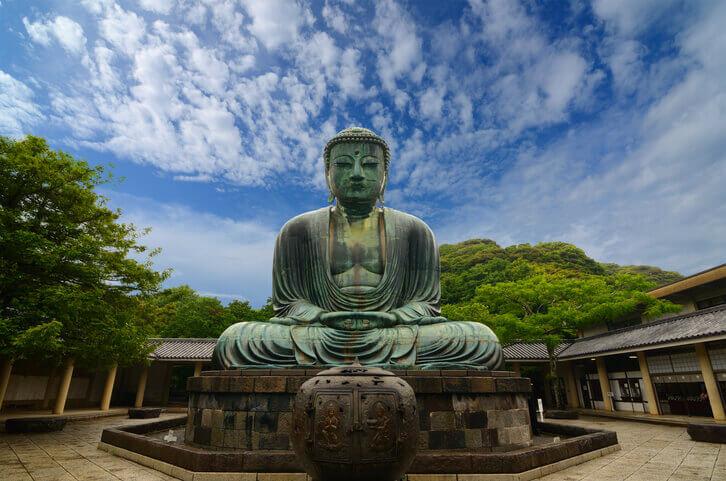 神奈川パワースポット 鎌倉大仏